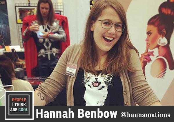 Ep. 33 Hannah Benbow