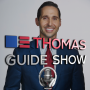 Artwork for Thomas Guide Show with John Thomas 4.16.19 - Feeling the Bern!