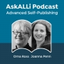 Artwork for The Most Useful Tools, Software, and Services for Independent Authors, with Orna Ross and Joanna Penn: Advanced Self-Publishing Podcast