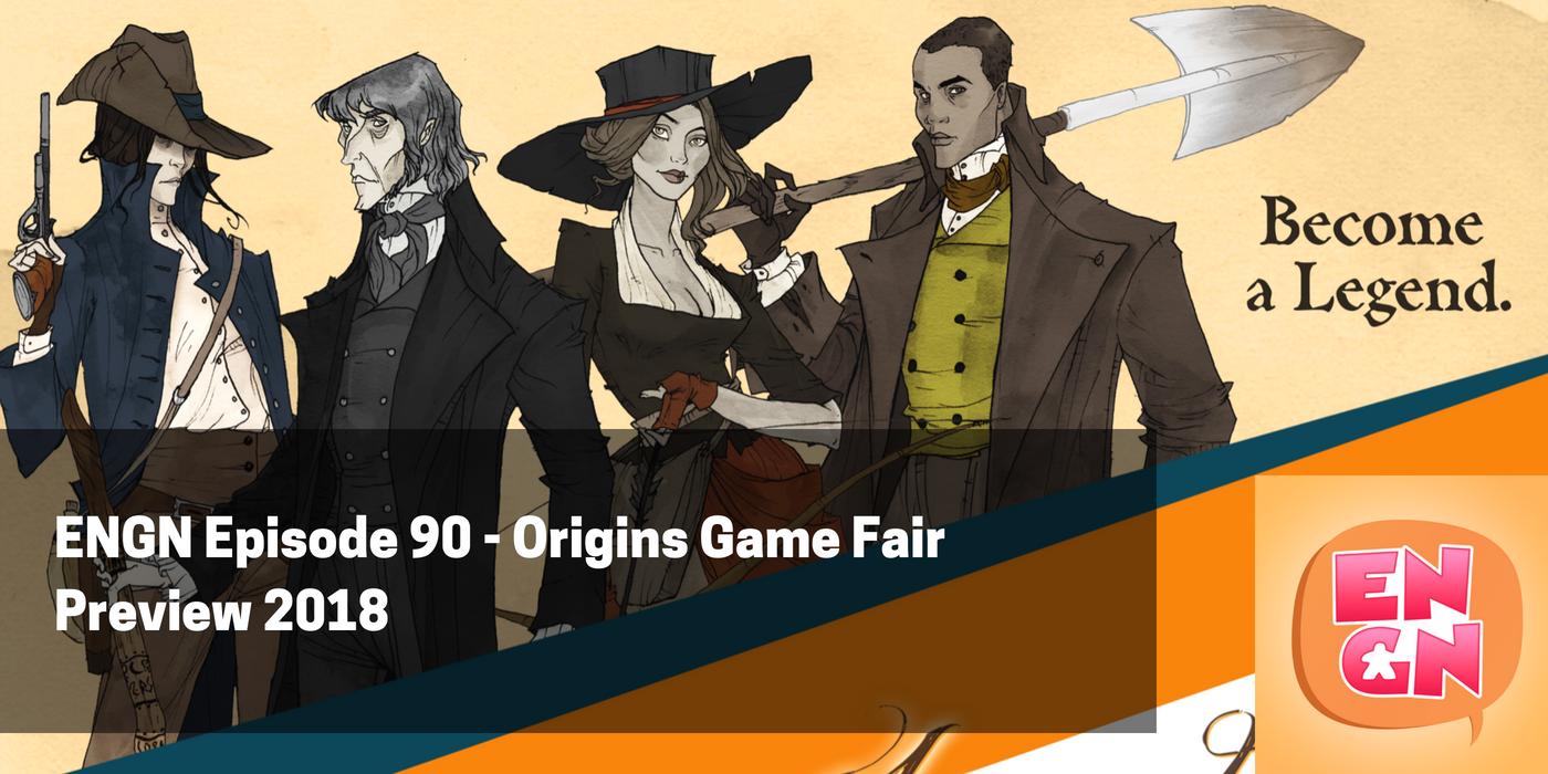 Artwork for ENGN 90 - Origins Preview 2018
