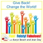 Artwork for Give Back! Change the World