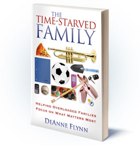 """The Time-Starved Family,"" by DeAnne Flynn"