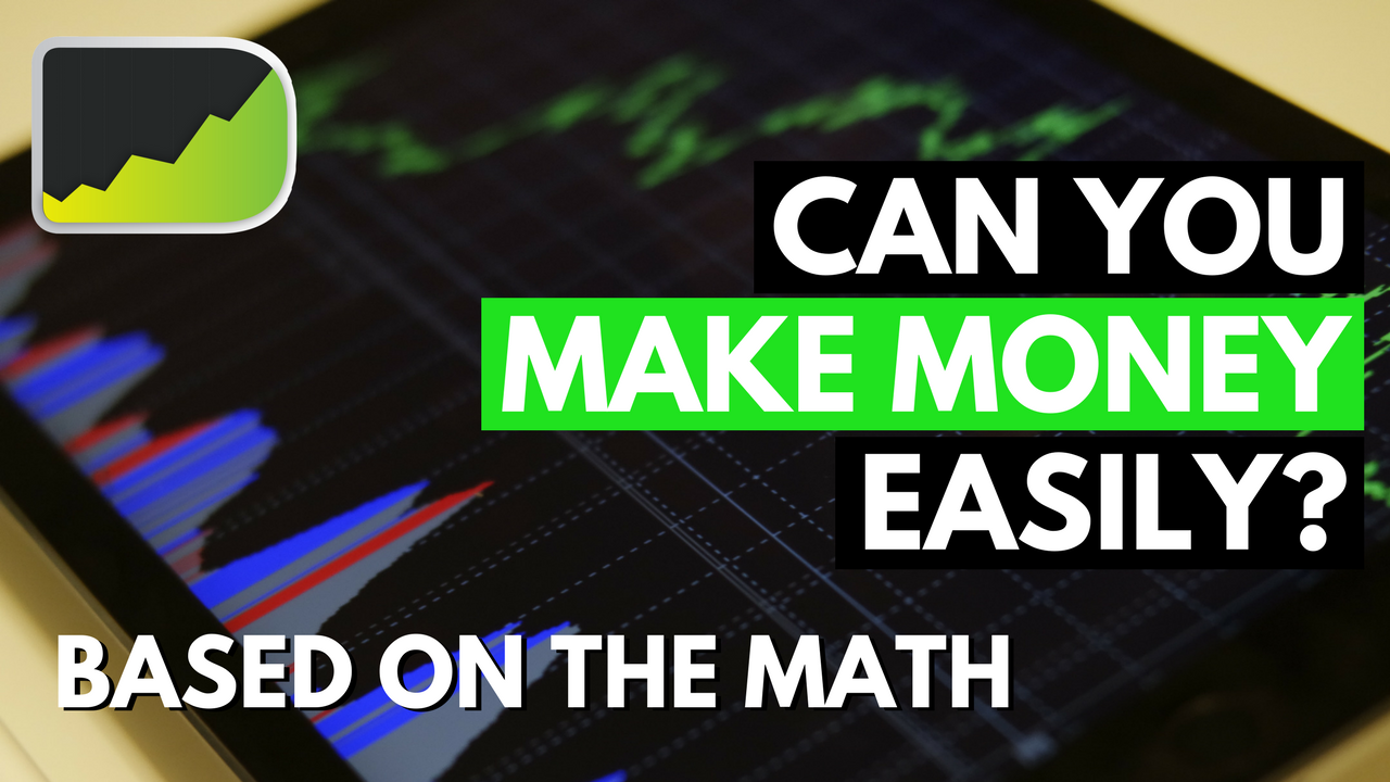 Can You Make Easy Money Trading Forex?
