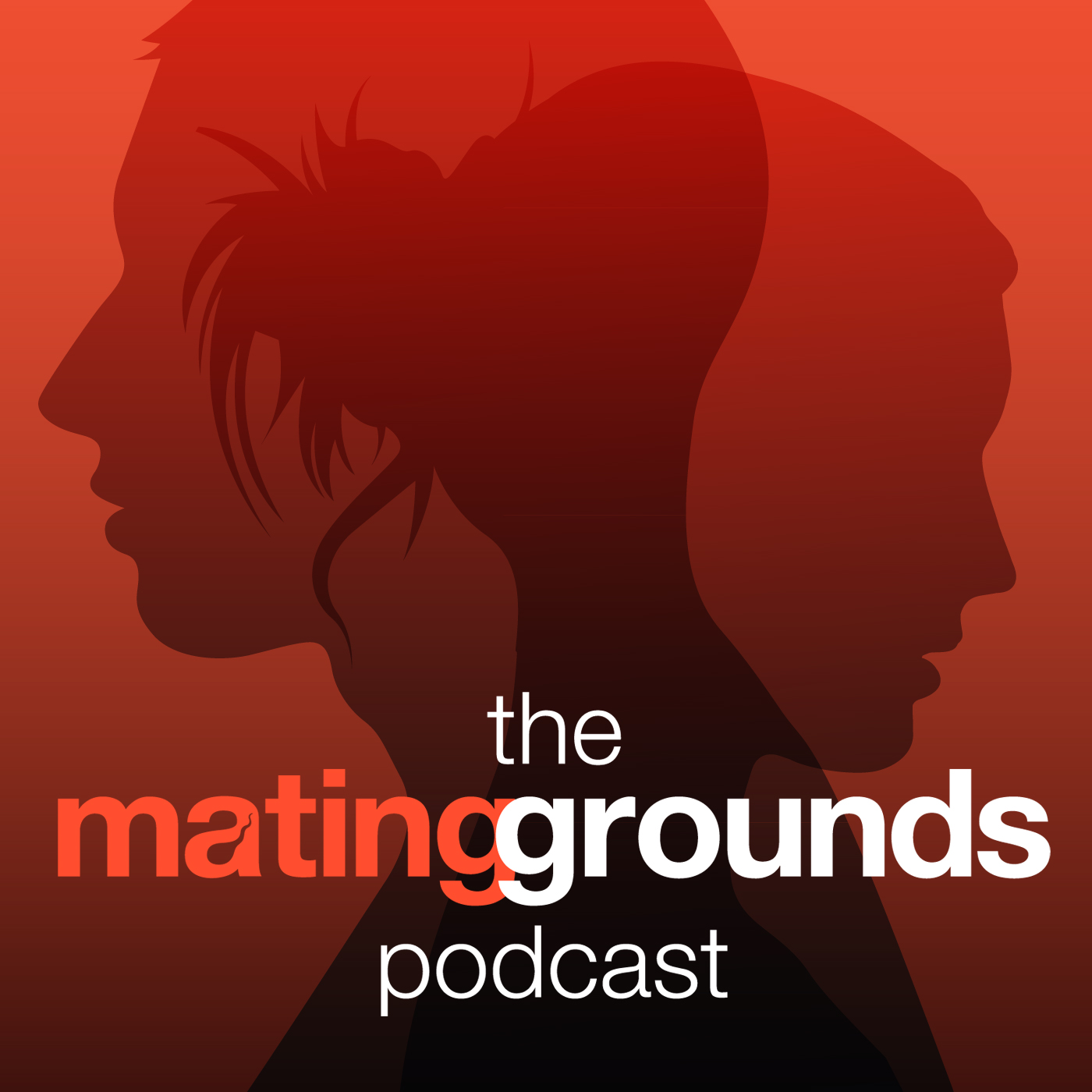 The Mating Grounds Podcast logo