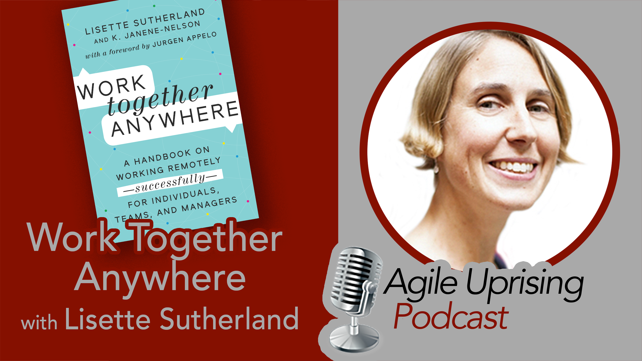 Work Together Anywhere with Lisette Sutherland