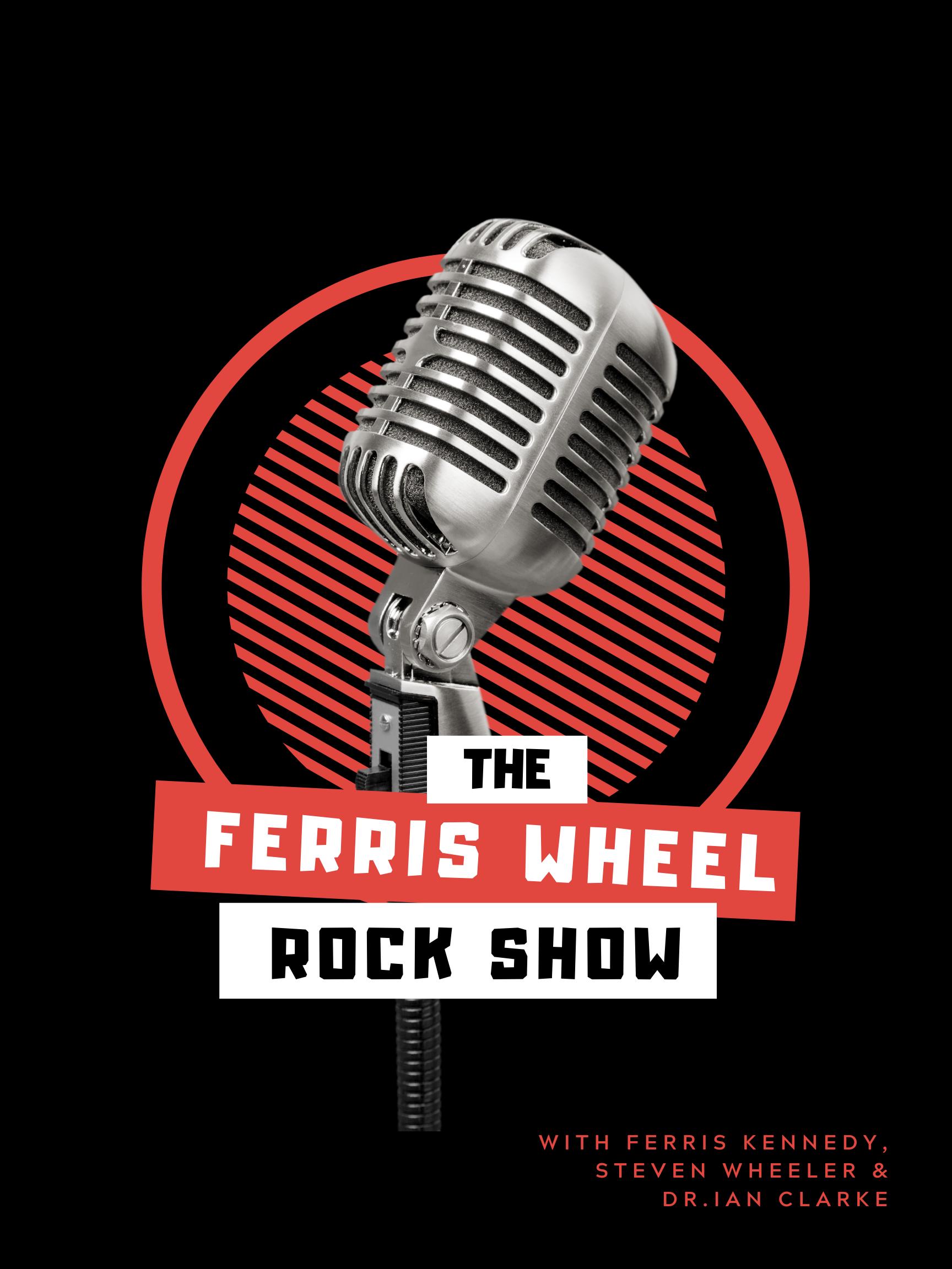 The Ferris Wheel Classic Rock Show show art