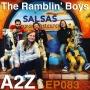 Artwork for The MF Ramblin' Boys