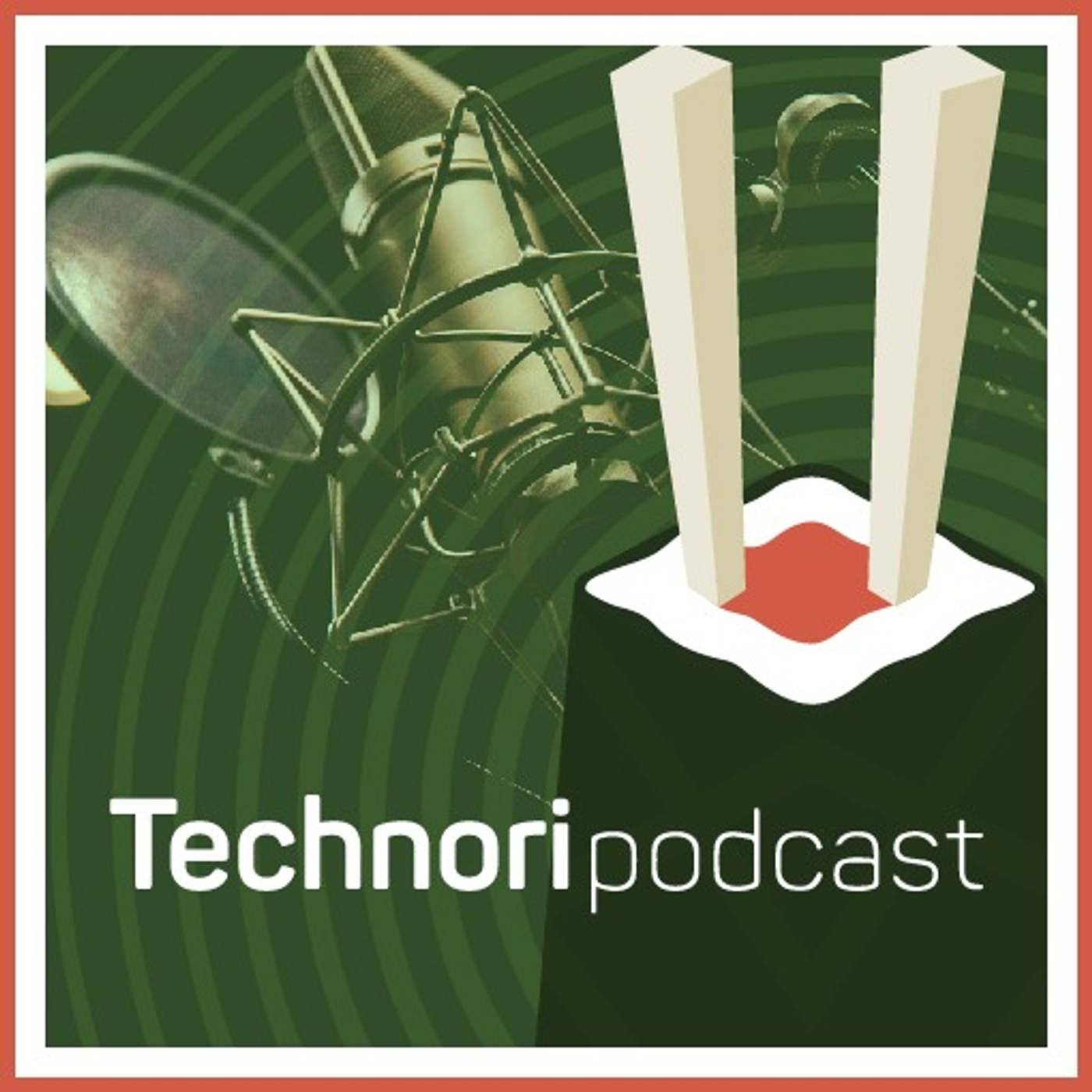 Technori Podcast show art