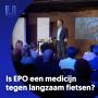 Artwork for 244. Is EPO een medicijn tegen langzaam fietsen?