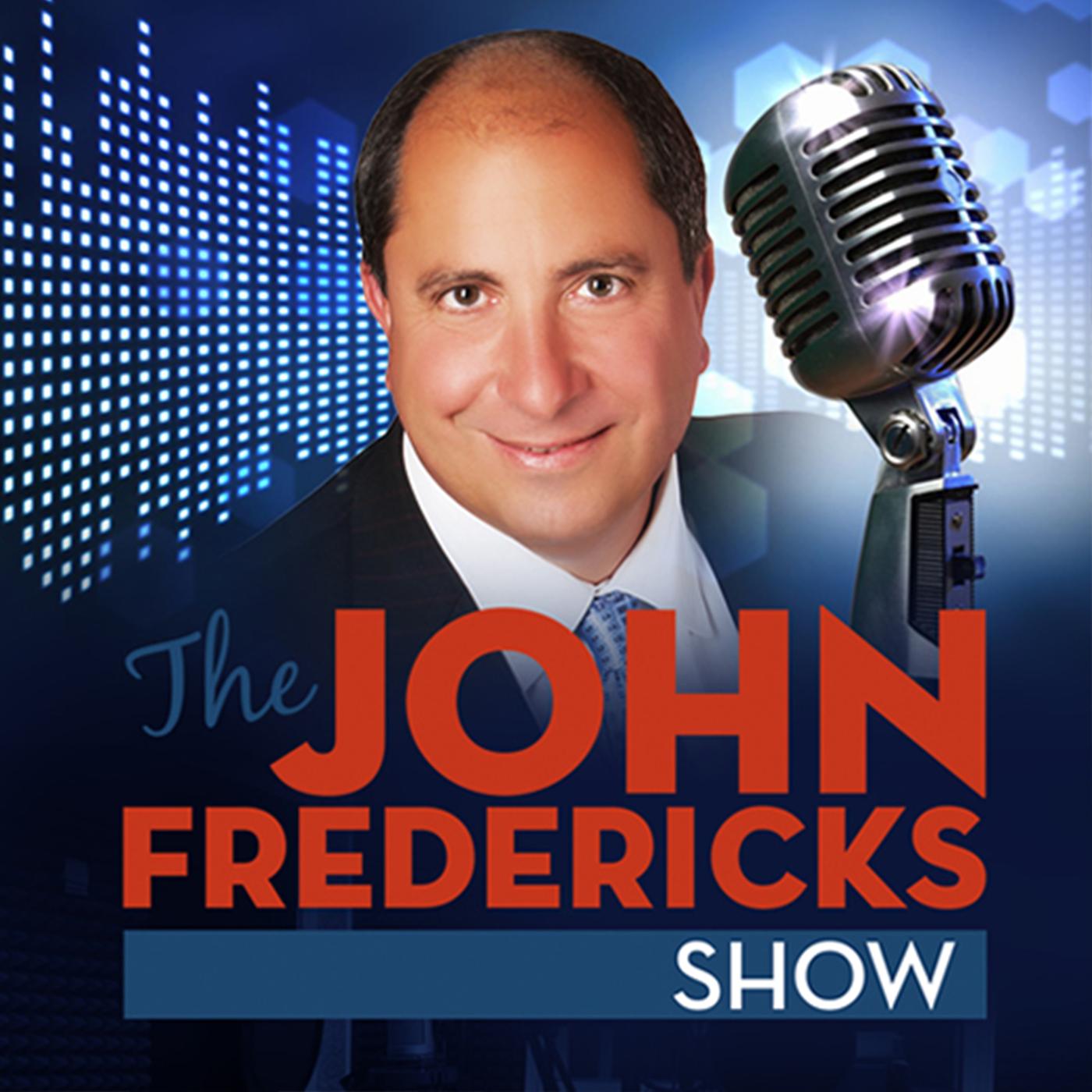 John Fredericks Radio Network show art