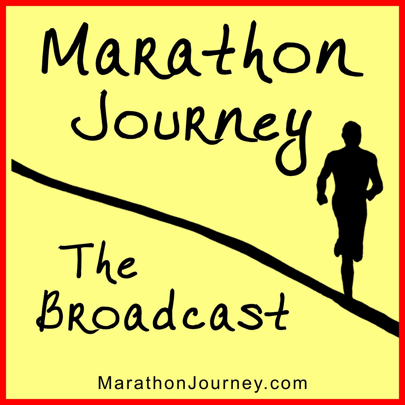 MJTB055 - Utah Valley Marathon Recap