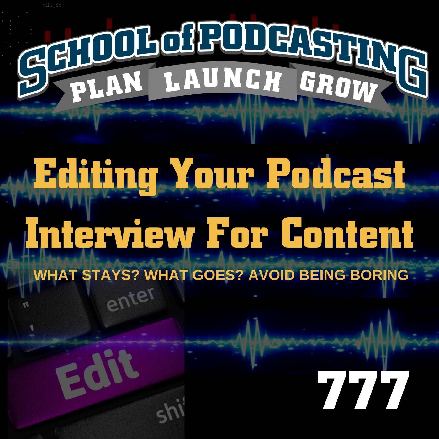 Editing Your Podcast Interview For Content