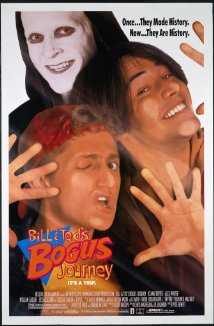 Bill and Ted's Bogus Journey Commentary