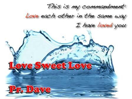 Love Sweet Love