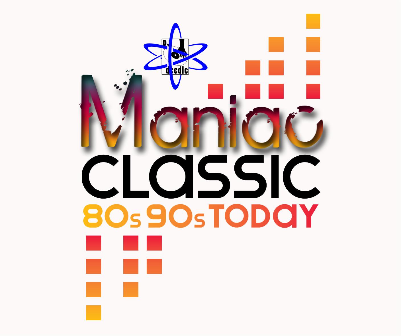 Maniac Classic show art