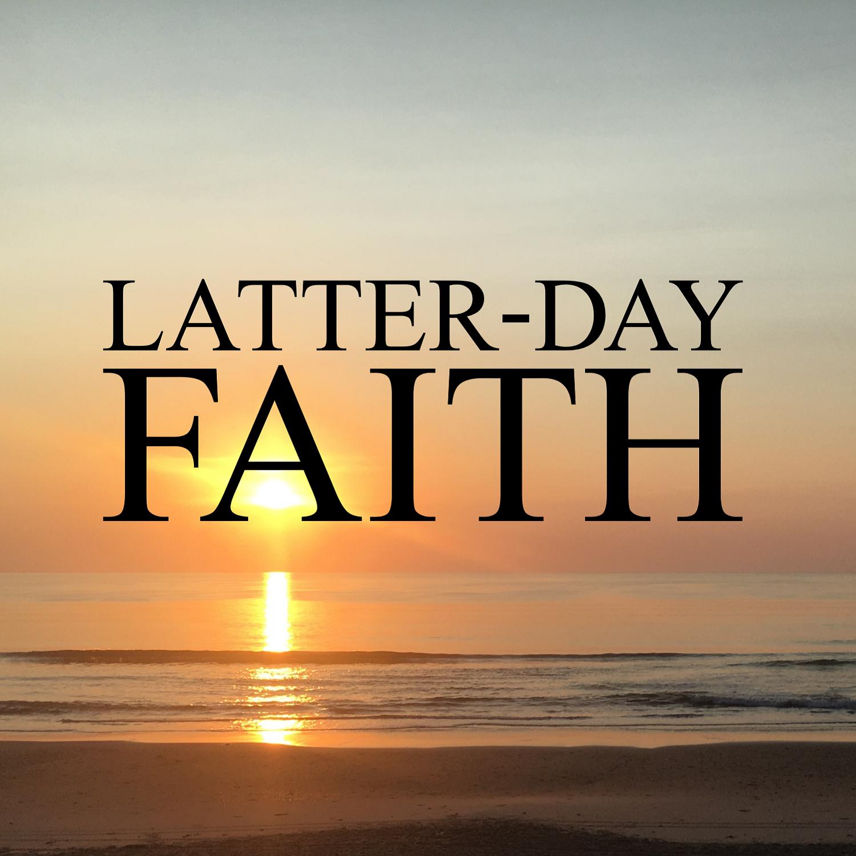 Latter-day Faith show art