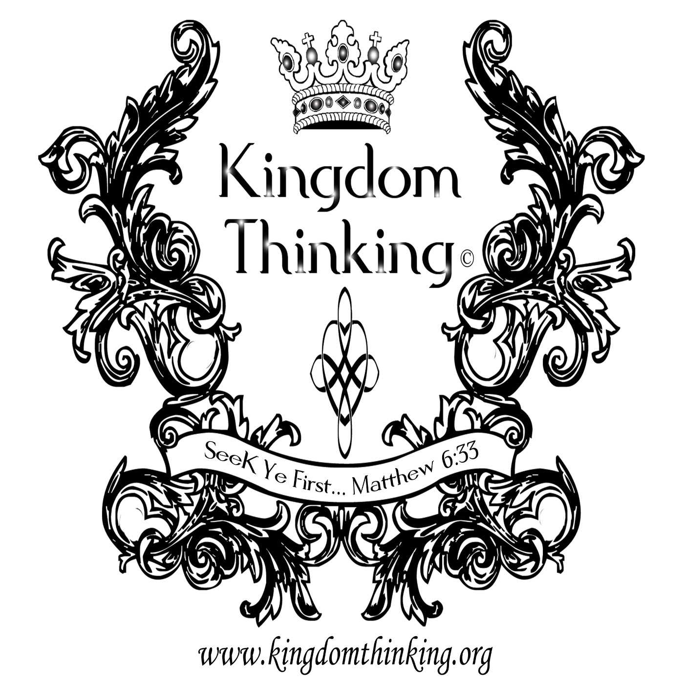Kingdom Thinking Podcast - Living Life On Purpose with Purpose  show art