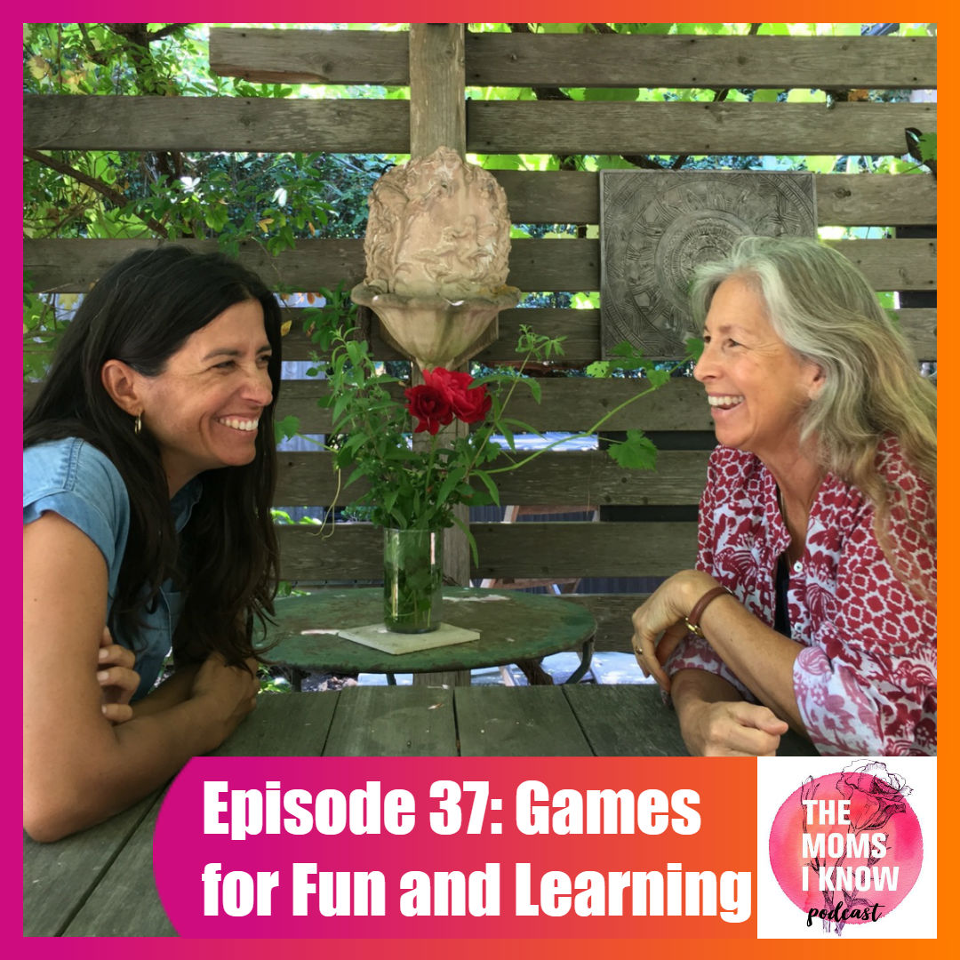 Artwork for Episode 037: Games for Fun and Learning