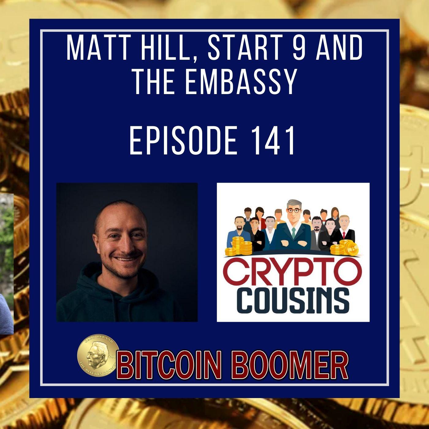 Matt Hill & The Start 9 Embassy