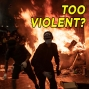 Artwork for #46 Are Hong Kong Protests Too Violent? | China Unscripted