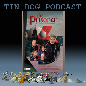 TDP 551: The Prisoner Volume 1 from Big Finish