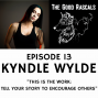 Artwork for Ep 13 Kyndle Wylde - This is the Work: Tell Your Story to Encourage Others