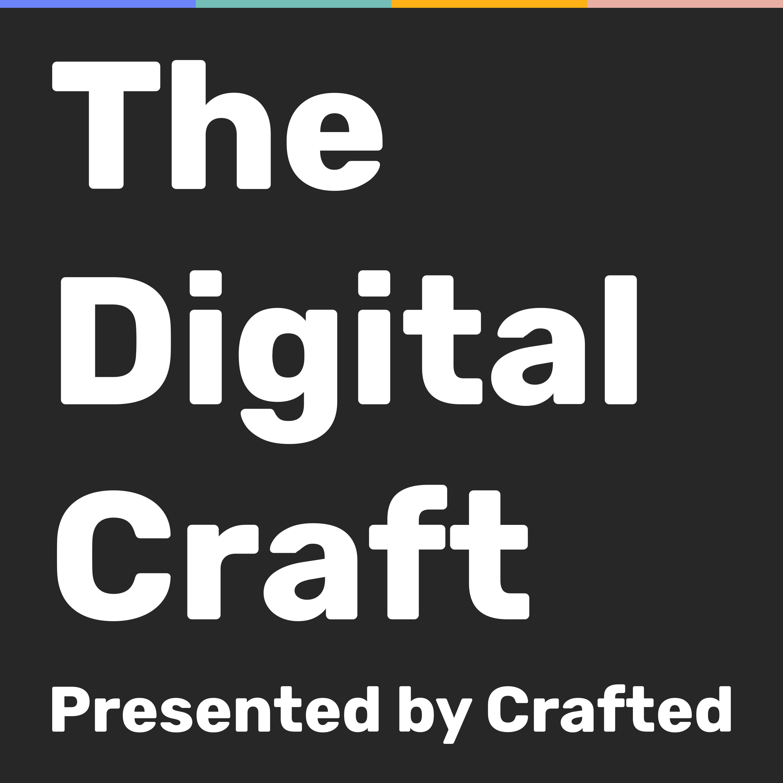 The Digital Craft show art