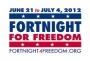 Artwork for CST #219: Fortnight for Freedom