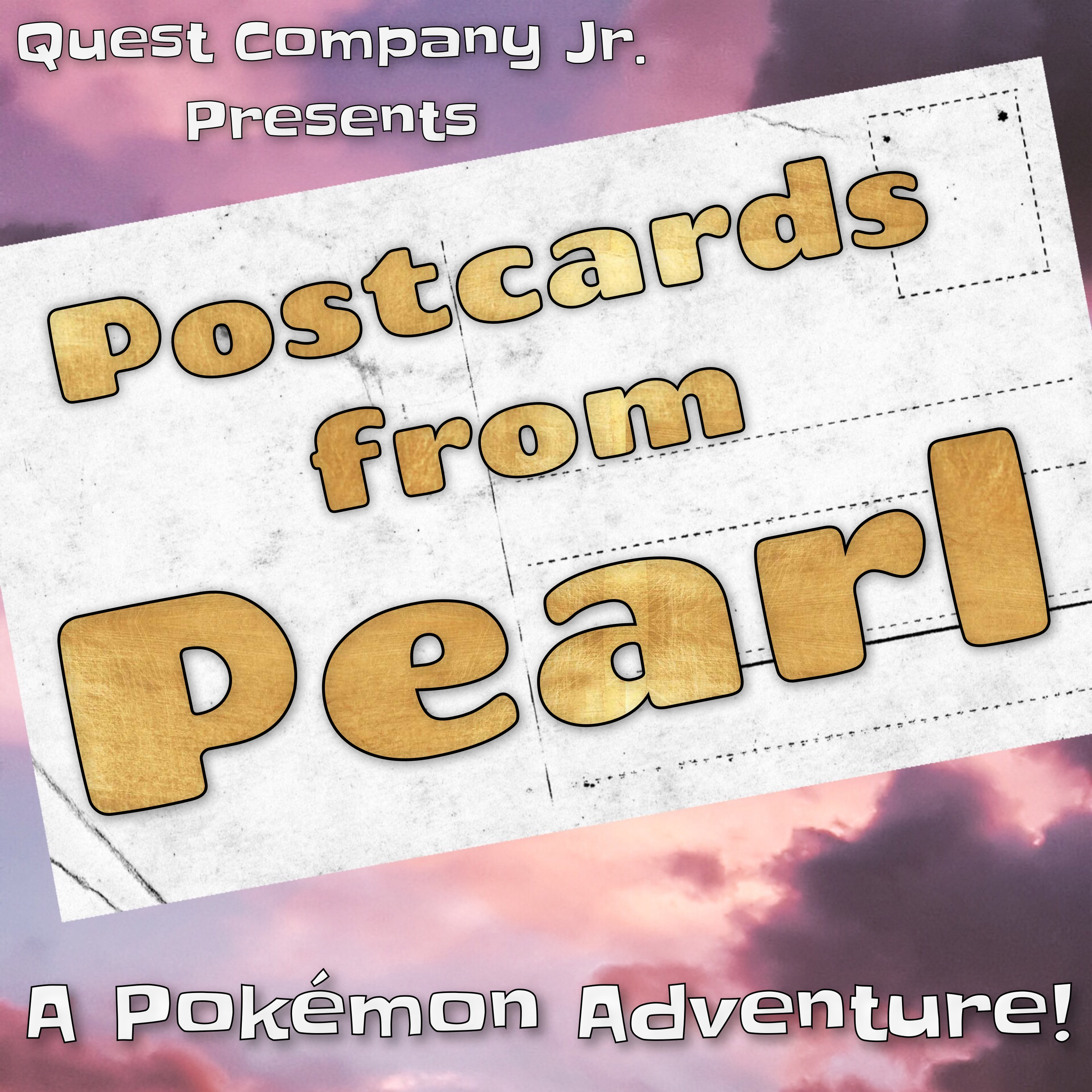 Postcards from Pearl - Ep. 50 - Family Meeting show art