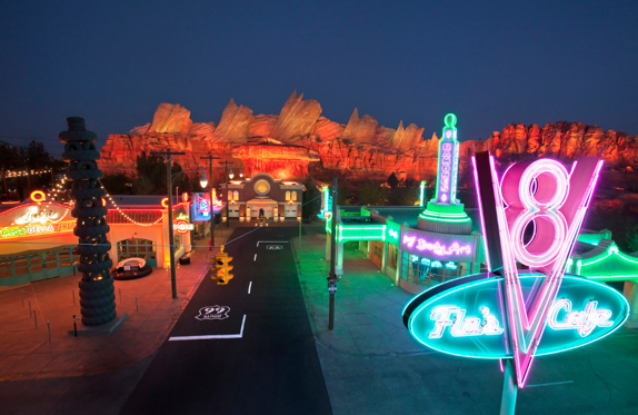 tspp #203- DCA/Cars Land Event w/ Greg Wilzbach, Chip Foose & More! 6/28/12