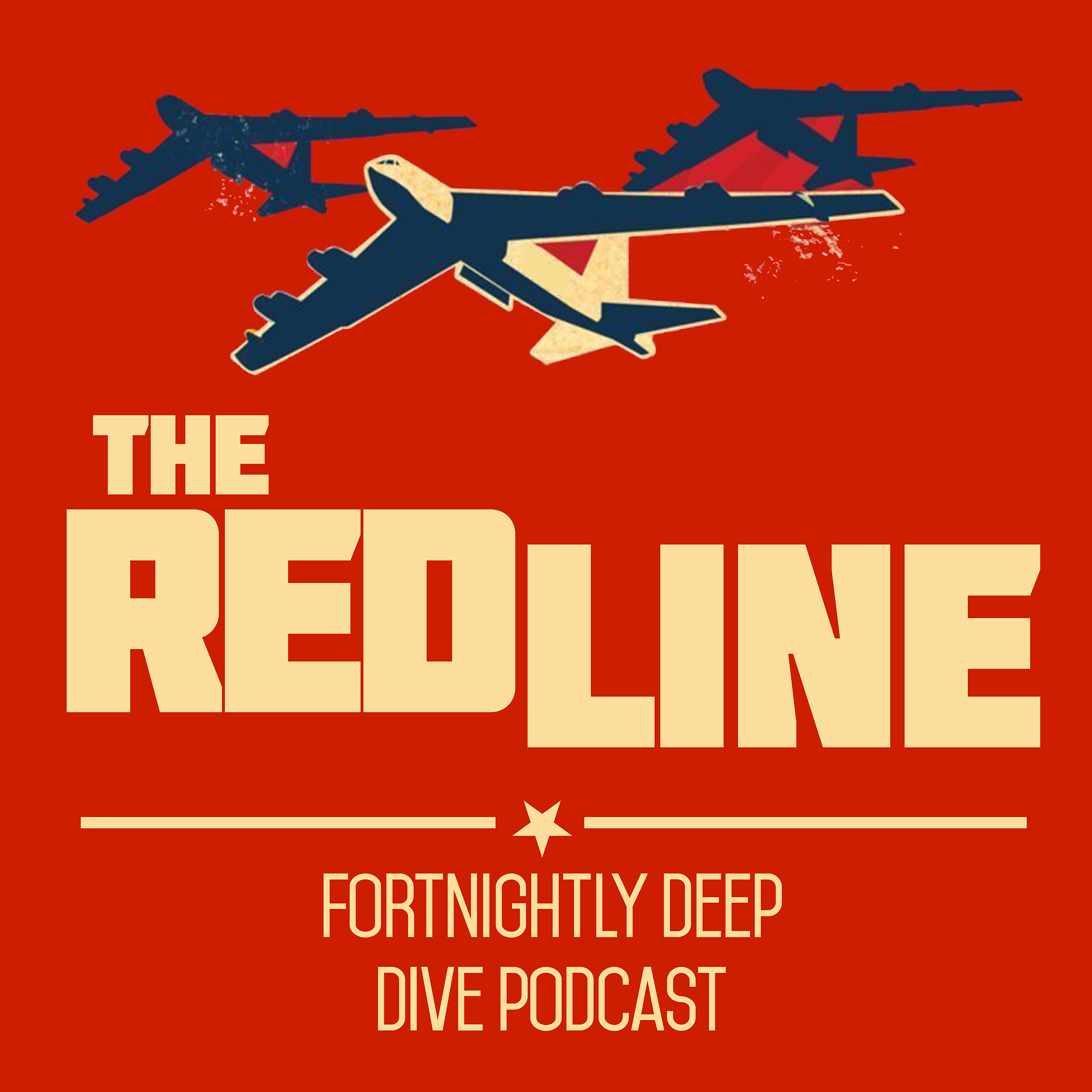 The Red Line show art