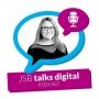 Artwork for Hands Up, Who Wants to See JSB's Digital Diaries' Vlog? [JSB Talks Digital Episode 24]