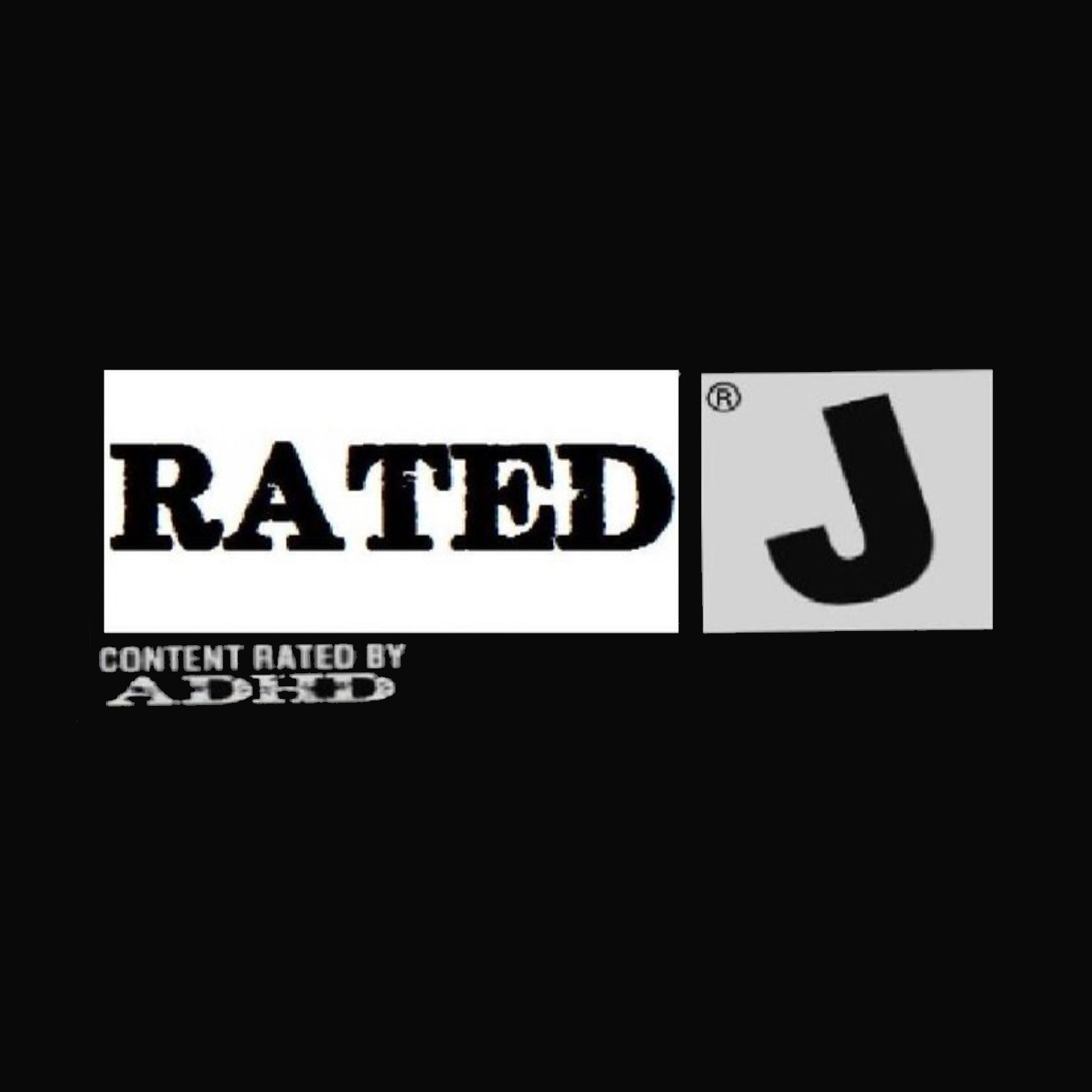 Rated J Forever show art
