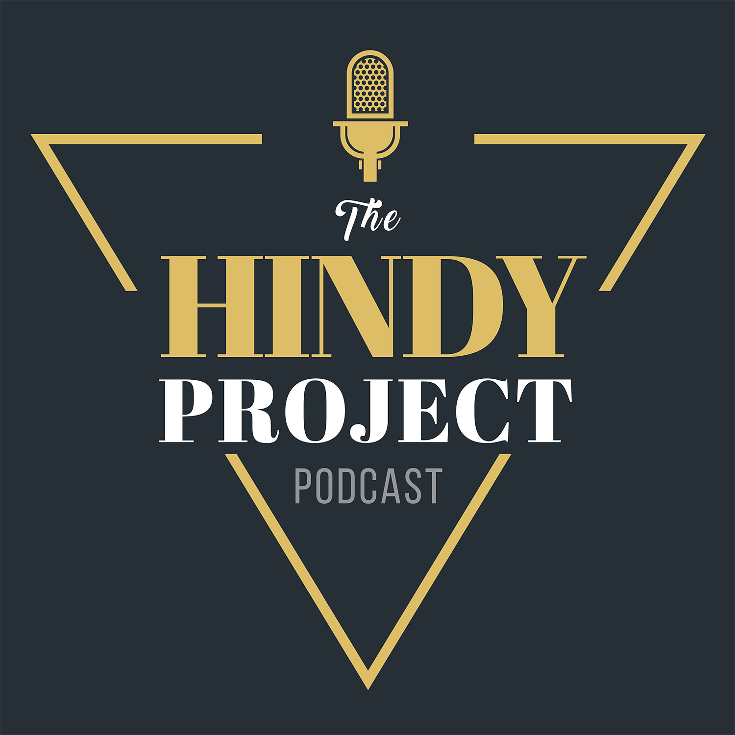 The Hindy Project Podcast show art