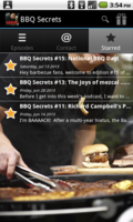 The Barbecue Secrets Podcast has an Android app!