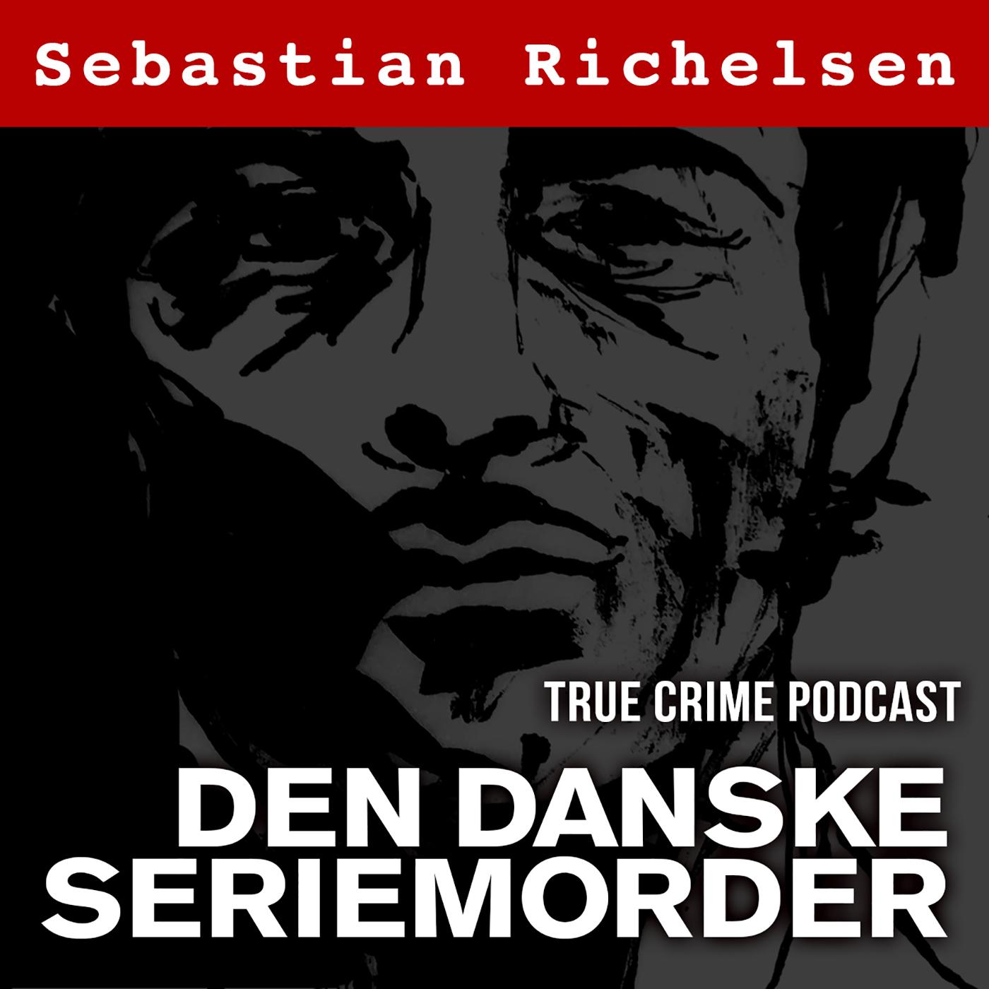 Den danske seriemorder med Sebastian Richelsen show art