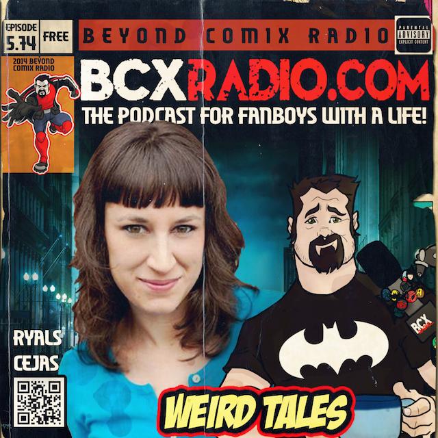 BCXradio 5.74 - Weird Tales