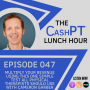 Artwork for EP 047: Multiply Your Revenue Using This One Simple Test All Physical Therapists Should Use with Cameron Garber