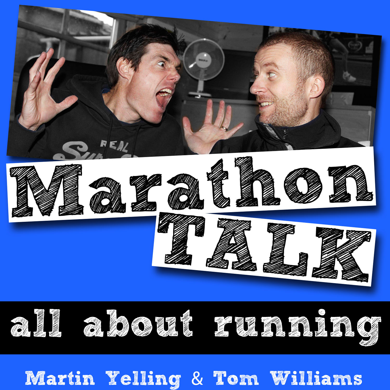 Artwork for Episode 328 - London Marathon's male British contenders