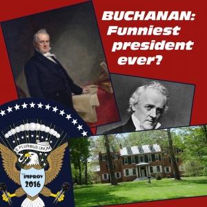 Headliner of State: James Buchanan