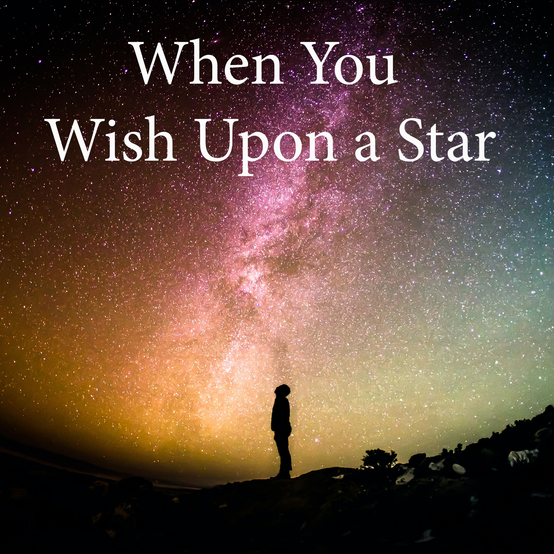 When You Wish Upon a Star show art
