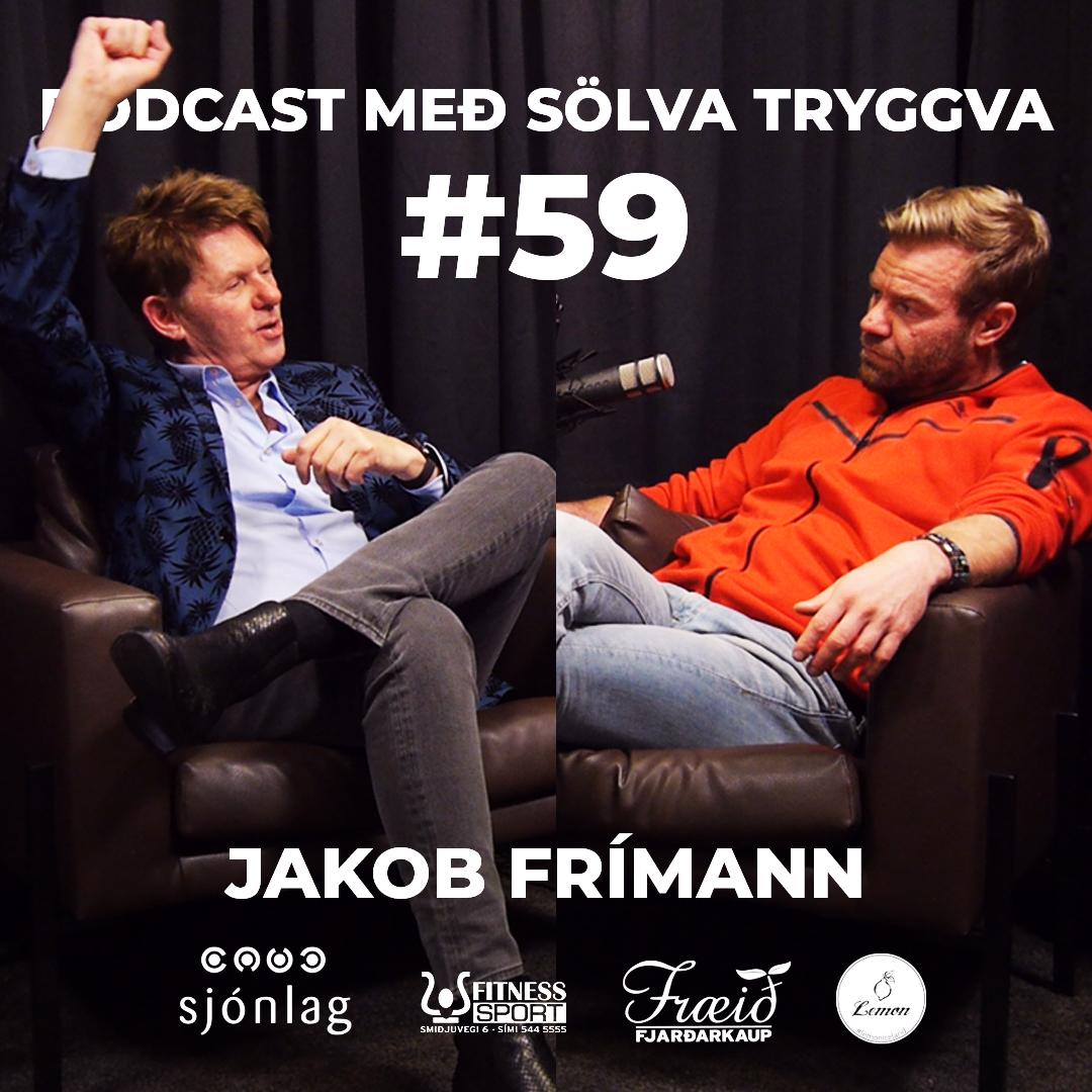 #59 Jakob Frímann með Sölva Tryggva