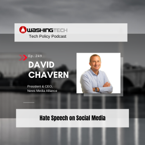 Hate Speech on Social Media with David Chavern