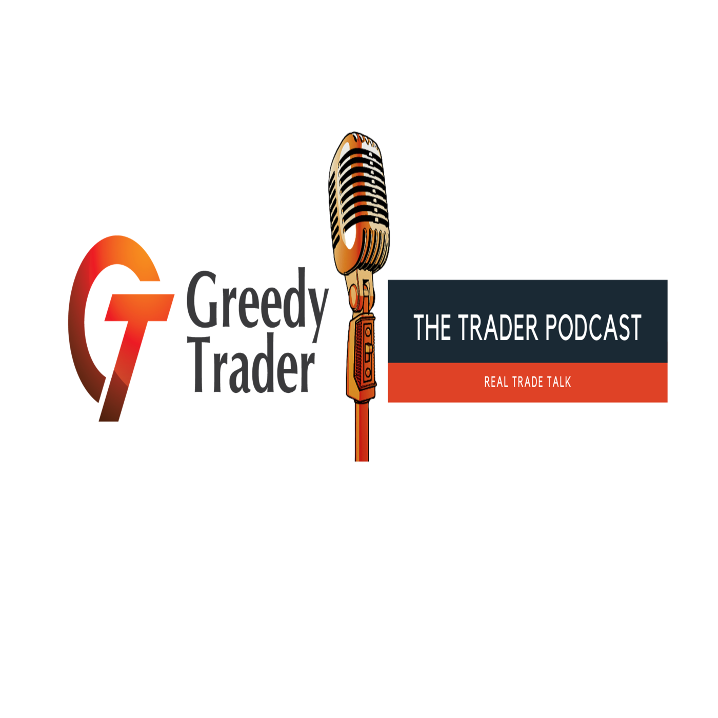 Greedy Trader Podcast show art