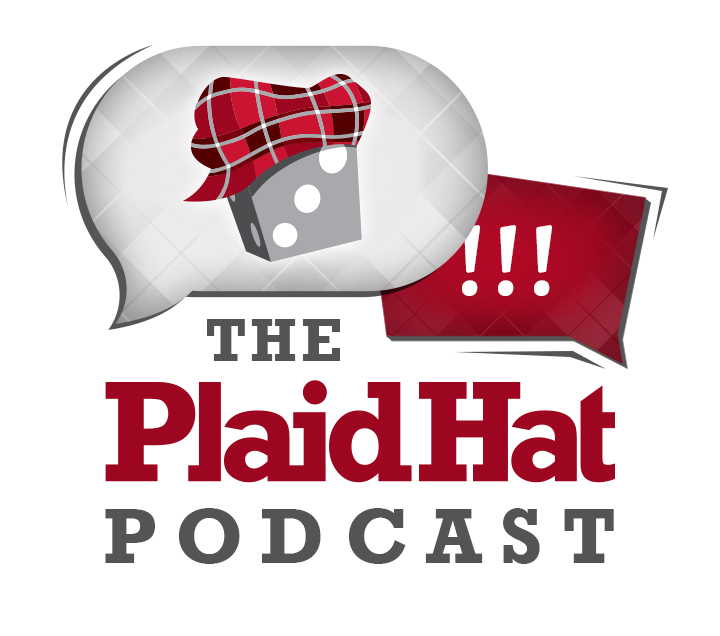Plaid Hat Games Podcast show art