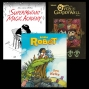 Artwork for Young Readers: A Special Look at the 2016 Eisner Awards