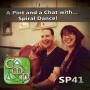 Artwork for CMP Special 41 A Pint and a Chat with Spiral Dance