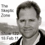 Artwork for The Skeptic Zone #122 - 18.Feb.2011