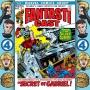 Artwork for Episode 141: Fantastic Four #121 - The Mysterious Mind-Blowing Secret Of Gabriel
