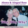 Artwork for 170: Asking why, why, why, Ahonu & Aingeal Rose discover...